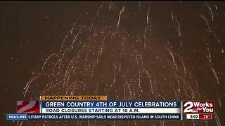 Green Country celebrates Fourth of July - Video