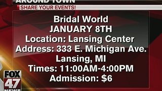 Bridal World coming to Lansing Center this weekend - Video