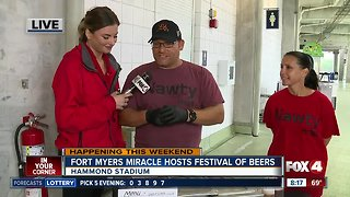 Fort Myers Miracle hosts Ballpark Festival of Beers Saturday