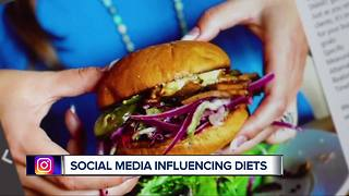 Are social media food photos ruining your diet?