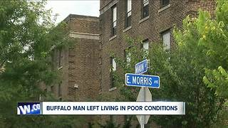 Tenant: Landlord won't tend to poor apartment conditions