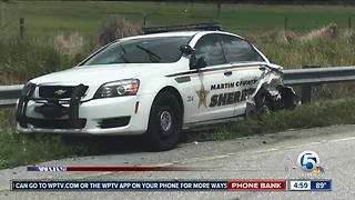 FHP investigating deputy-involved crash in Martin County - Video