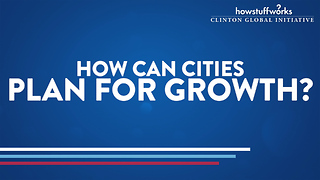 HowStuffWorks: How can cities plan for growth? - Video