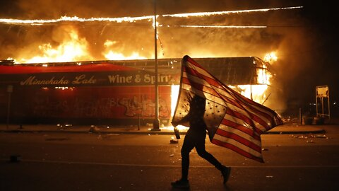 After More Violent Protests, Minnesota Officials Ask For Calm