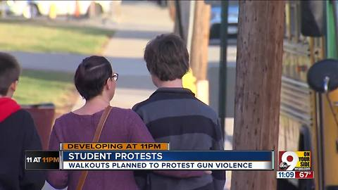 Norwood students planning walkout