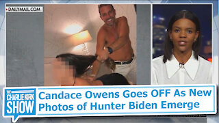 Candace Owens Goes OFF As New Photos of Hunter Biden Emerge