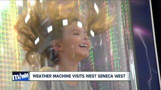 Weather Machine visits West Seneca West