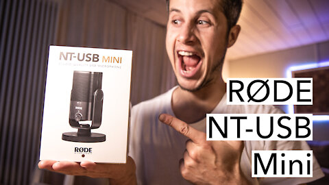 RØDE NT-USB Mini | Podcast microphone review