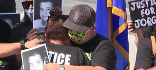 Family of Jorge Gomez sues LVMPD