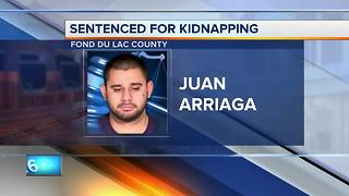 Waupun man who tried to kidnap woman sentenced to prison - Video