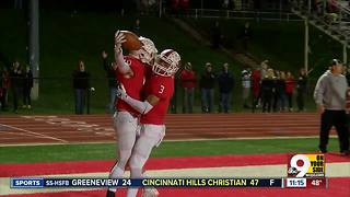 Watch Part 1 of WCPO's Friday Football Frenzy for Nov. 3, 2017 - Video