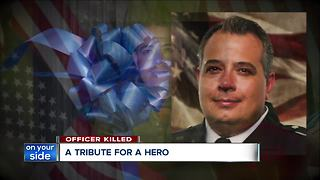Moment of silence planned for fallen Mentor officer killed in hit-skip