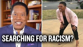 Larry Elder SHUTS DOWN Racism Narrative | Larry Elder
