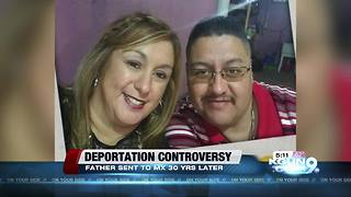 Detroit man deported to Mexico after 30 years in US - Video