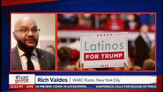 Rich Valdes Advisor, National Diversity Coalition for Trump