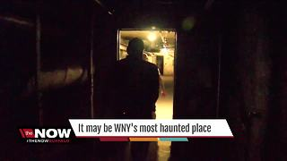 Great ghost stories at the Town Ballroom - Video