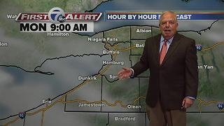 7 First Alert Forecast Saturday Evening 4/7 - Video