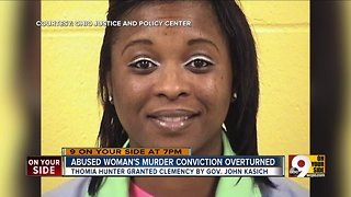 Abuse victim's murder conviction overturned