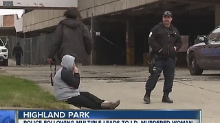 Police following leads in body found in Highland Park - Video