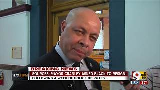Cincinnati mayor asks city manager to resign - Video