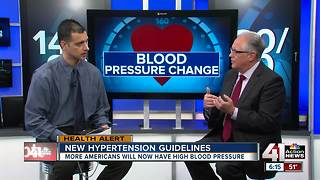 Interview: New hypertension guidelines - Video