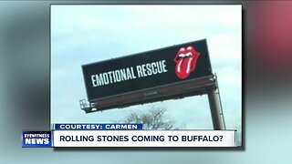 Are the Rolling Stones coming to Buffalo? Here's what we know