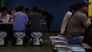 Toilet Cafe - Video