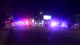 Officers working to clear streets of downtown Phoenix amid statewide curfew