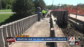 City says progress made in first year of GO Bond projects