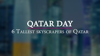 Tallest skyscrapers of Qatar - Video