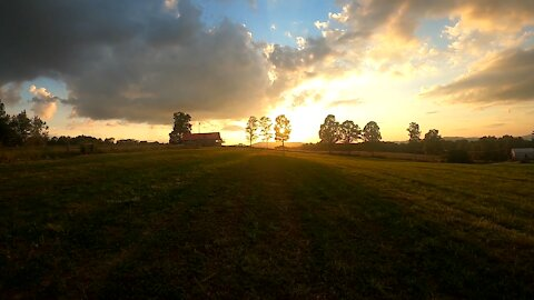 Ridiculously Beautiful Appalachian Farm Mini Sunset Tour