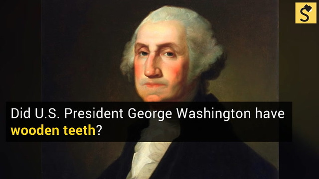 Did George Washington Have Wooden Teeth