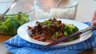 Slow Cooker Mongolian Beef Recipe - Video
