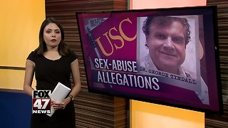 Former USC doctor accused of inappropriately touching students - Video