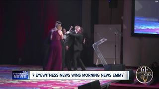 7 Eyewitness News wins morning Emmy - Video