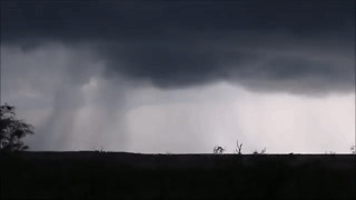 Timelapse Video Shows Tornado Form Near McLean, Texas - Video