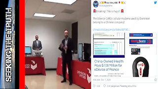 New Video Shows Dominion Eric Coomer Admitting Voting Machine use Wireless Internet and Support All