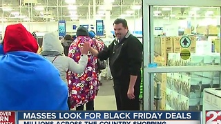 Black Friday interview - Video
