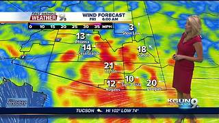 April's First Warning Weather July 4, 2018 - Video