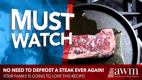 After Seeing His Foolproof Method, I'll Never Cook Steaks Any Other Way Again