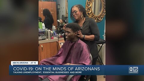"""""""We have no money coming in."""" Arizonans desperate for answers as uncertainty grows"""