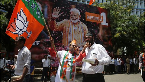 India's Modi stuns opposition with huge election win