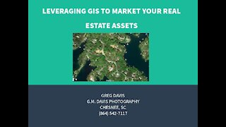 Leveraging GIS to Market your Real Estate Assets