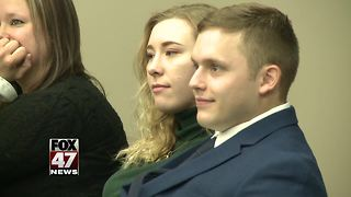 LCC threat suspect to be sentenced - Video