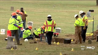 A SWFL connection to human remains discovered in Oklahoma