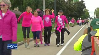 Making Strides Against Breast Cancer set for Saturday - Video