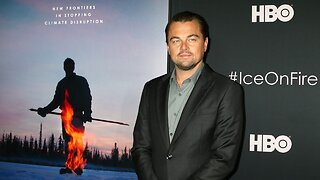 """Leonardo DiCaprio Spotlights Urgency Of Climate Crisis In """"Ice On Fire"""""""