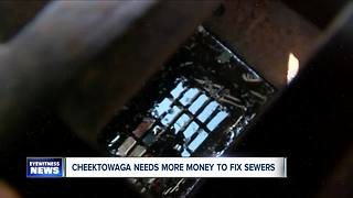 Cheektowaga making progress on sewage releases - Video