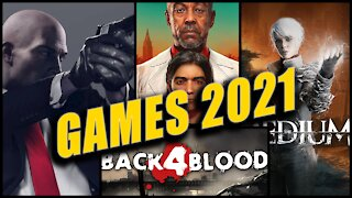 MOST ANTICIPATED GAMES 2021 I PART 1