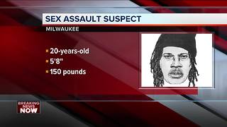 MPD searching for serial sexual assault suspect - Video
